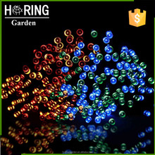 Color Changing In Red/Yellow/Blue/Green LED Solar Christmas Lights 20M String Lamp Holiday Lights