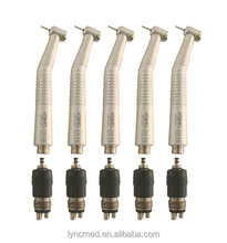 Dental high Speed Handpiece standard head Push Button Quick Coupler 4 <strong>Holes</strong>
