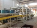 Back Windshield Toughened Glass Production Line for Car