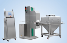 hopper mixer equipment in pharmaceutical industry food industry