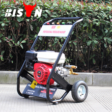 BISON(CHINA) BS170A Portable 150 Bar High Pressure Gasoline Engine Cold Water Jet Clean Pressure Washer