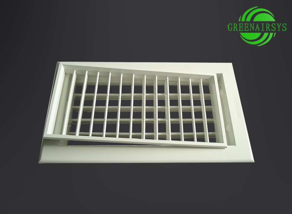 Adjustable Grille Air Vents with Damper