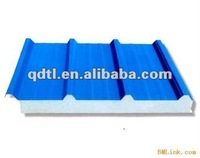 Color Metal Sandwich Panel V950 export to Dubai,Africa,Europe