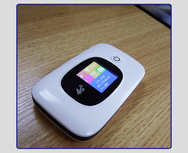 2.4g mobile hotspot unlock portable wifi routers 3g 4g