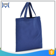 Wholesale heavy duty promotional eco friendly canvas cotton hand bag