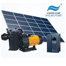 380V DC solar pump kit,swimming pool water pump with inverter