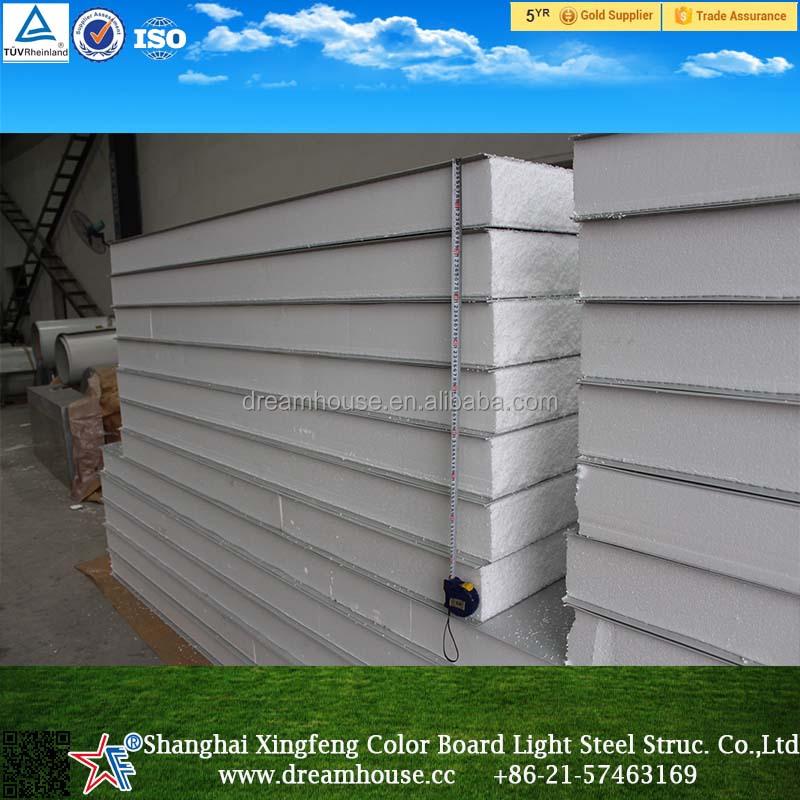 Foam Sandwich Panel Construction : Styrofoam roof sandwich panels metal foam core