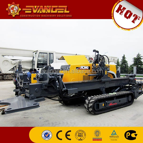 45 tons HDD machine  450KN horizontal directional drilling machine XZ450