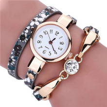 Simple chain bracelet watch ladies fashion quartz watches wholesale MT118999