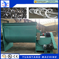 Alibaba top sellers sales 5000L horizontal type china brand ribbon mixer