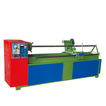 Non-woven fabric slitter and rewinder machine