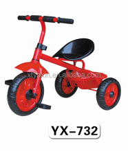 Children Tricycle / Kids 3 wheeler pedal car / Kids Trike