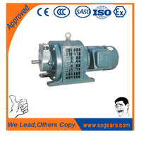 IE2 High Efficiency speed regulating motor 110 volt electric motor with strong power