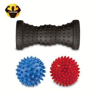 RAMBO Best Supplier Fashion Foot Fitness Foam Roller Massage Ball Set
