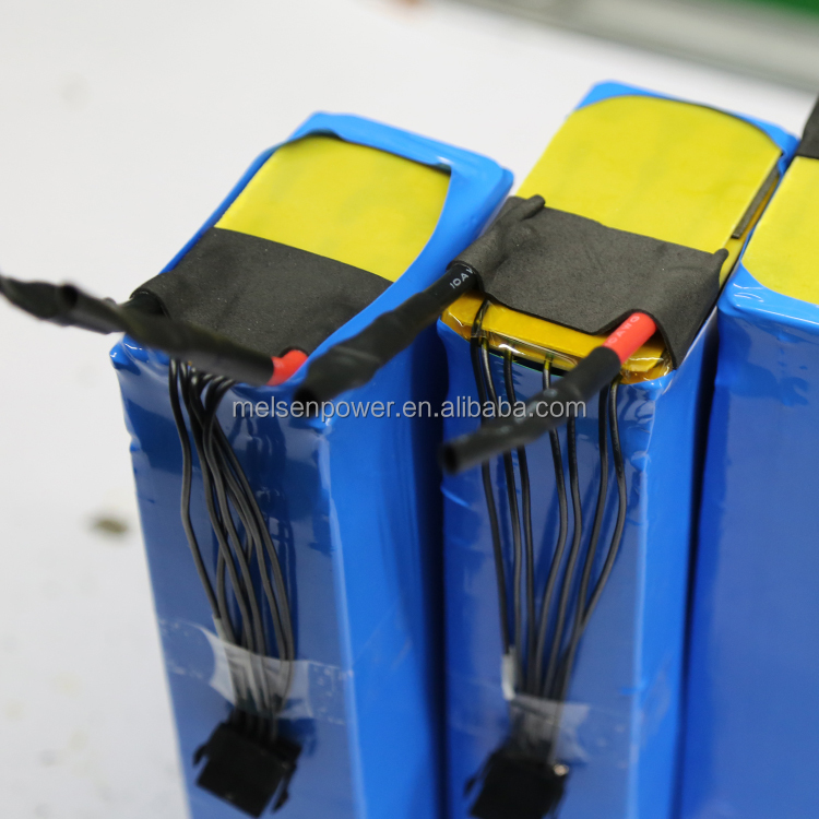 Lithium Polymer Battery Manufacturer OEM 32/48/64/72V 30/40/100/200ah LiFePO4 Flat Battery