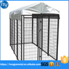 Solid cage dog cage/chain link dog housel/stainless steel kennel for big animals