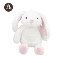 Factory Directly Wholesale Rabbit Plush Toy With Long Fluffy and Easter Bunny