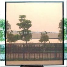 50Watt High Transparent Thin Film Hollow BIPV Solar Panel photovoltaics