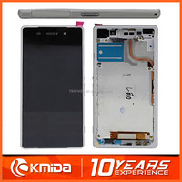 Good Quality LCD For Sony Xperia Z2 L50W D6503 LCD Display + Touch Screen Digitizer Assembly Replacement