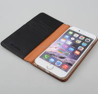 High Quality PU Herman Series Book Style Case for Apple iPhone 6 4.7""