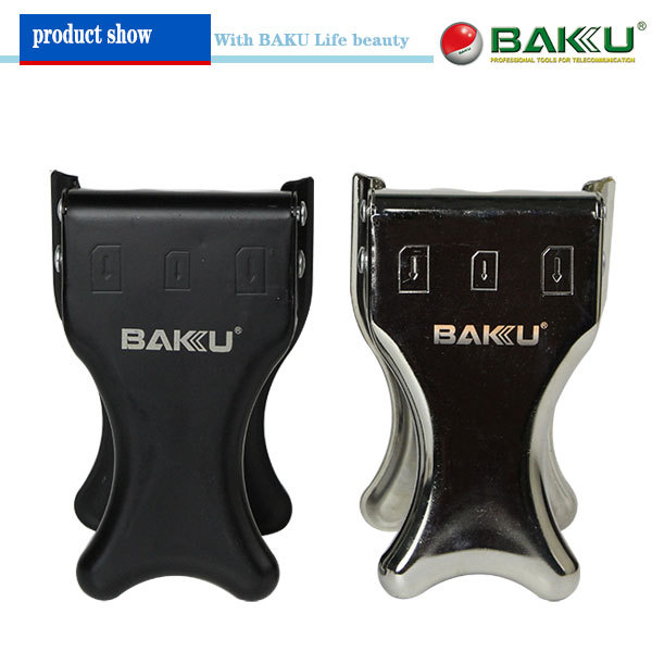 BAKU standard to smart micro nano SIM card cutting cutter for iphone3G/3GS,Iphone 4/4s,Iphone 5/5S (BK-7302 )