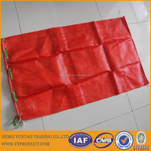 PP potato mesh bag for packing agriculture