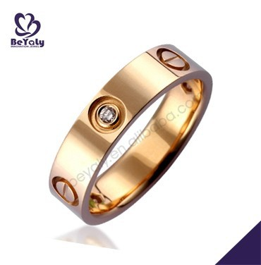 Boutique silver fashion plated gold jewellery for man