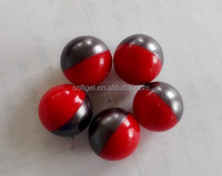 .68 Red Black paintball bullets