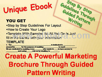 Brochure Writing Guide