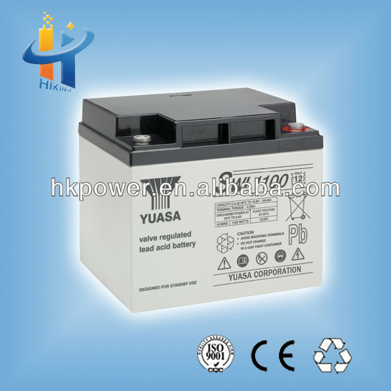 electric bike battery SWL1100 1100w / 39Ah/40Ah used car and truck battery for sales tricycle ebike