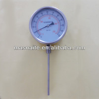 full stainless steel oven portable temperature gauge
