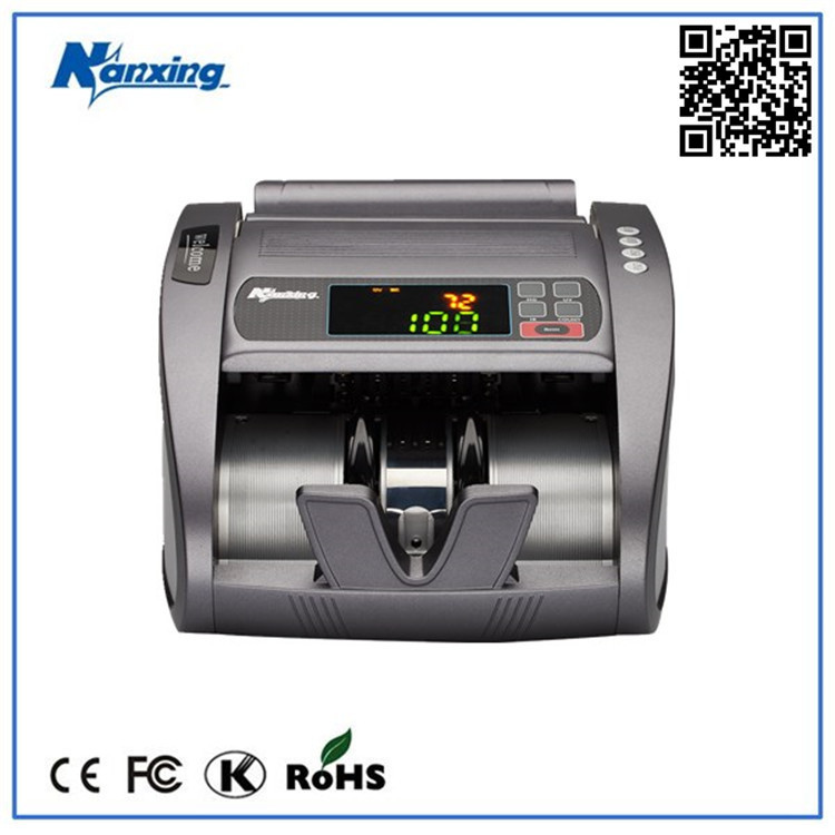 Automatic Intelligent Banknote Counter Machine