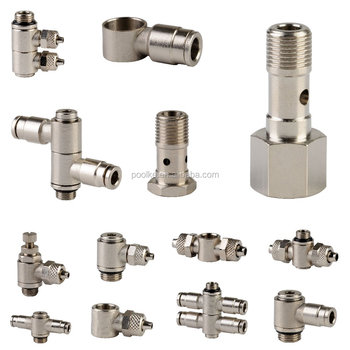 Pneumatic Banjo Fittings