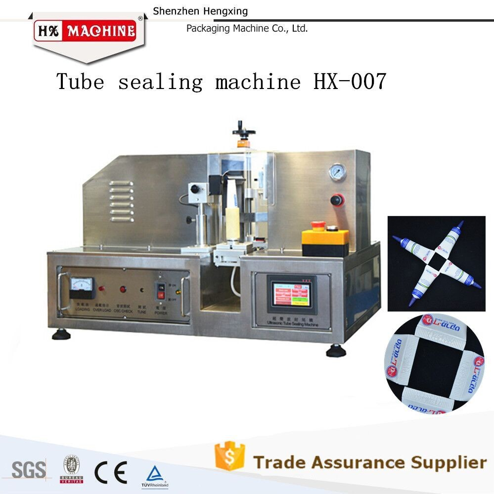 Face cream tube sealing machine With CE certification original china supplier