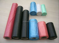cheaper and high quality LDPE & HDPE garbage Bag plastic bag On Roll
