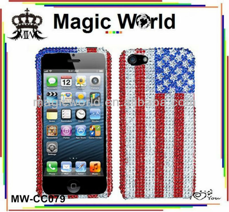 For Iphone 6 USA Flag Phone Case