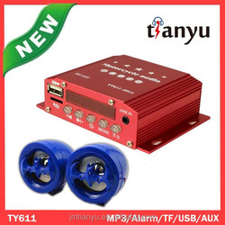 visual mp3 player led audio amplifier tuk tuk tricycle motorcycle