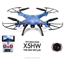 Radio control quadcopter SYMA X5HW WIFI FPV RC Quadcopter Drone With 2MP HD Camera 2.4G 4CH 6Axis Real Time Video