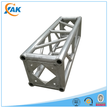 Aluminum alloy 6082-T6 material event stage truss