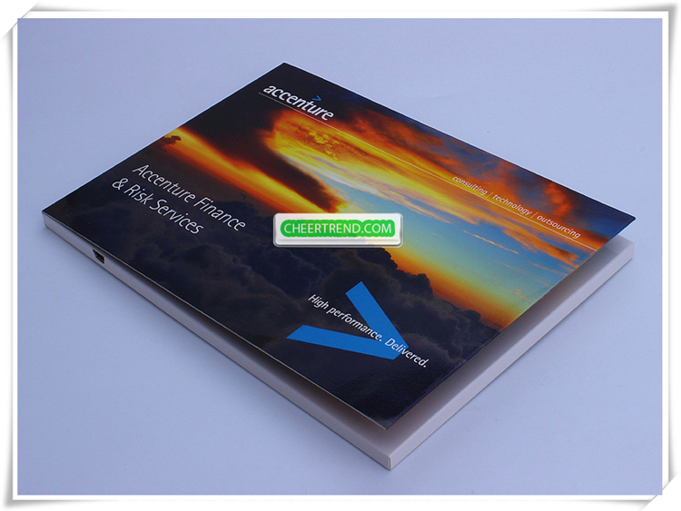 new innovative promotional items products video brochure