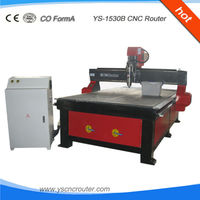 3D homemade cnc router1530 /woodworking cnc router /furniture wood carving machine