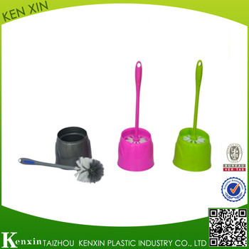 Cheap price high quality Hot sell special design plastic toilet brush kx-907