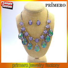 artificial jewelry from india uncut diamond necklace sets