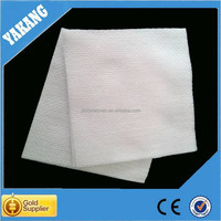 Non-woven dry & wet baby wipes for white color