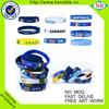 promotional Gift printing national flag Silicone wristband