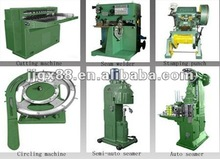 Food can making machine/paint can machine/tin can equipment production line