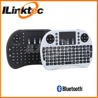 High quality Android mini Tablet PC wireless keyboard mouse with touchpad , Multimedia keys