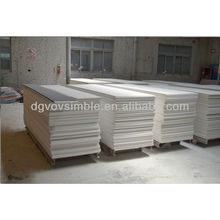 Top quality polymer solid surface sheets