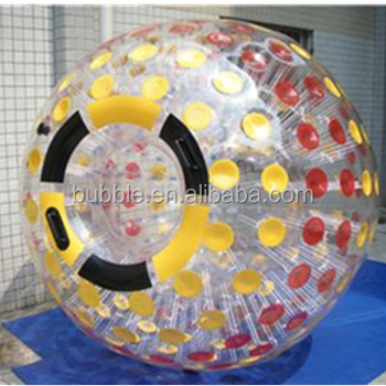 2.5 meters Zorb Ball Ride, Land Zorb Ball for sale
