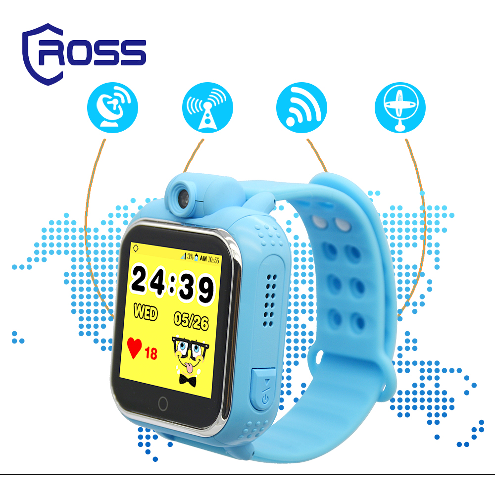 Top selected supplier android sourcing agent bar Logo Branded TFT kids smart watch with camera GPS navigation